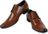 Shoe Island Designer Tan Brown Derby For...
