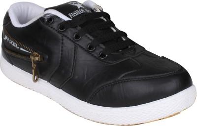Histeria Okaya Black Casual Shoes