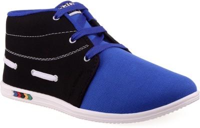 Wepro C3 Black Blue Casual Shoes