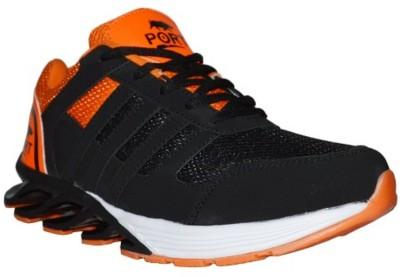Parbat Orange pacer Sports Training & Gym Shoes