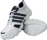Elvace 8008 Running Shoes (White)