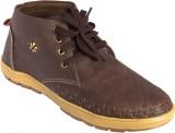 Azazo Casuals shoes (Brown, Black)