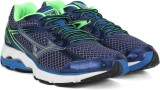 Mizuno WAVE CONNECT 3 Running Shoes (Blu...