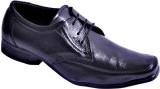 Oora Geniune Lace Up Shoes (Black)