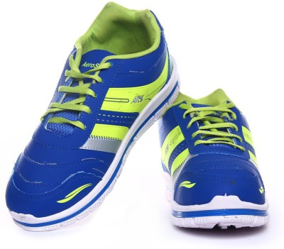 Aerostone ARS-TAP-4-ROYAL-PGREEN Running Shoes