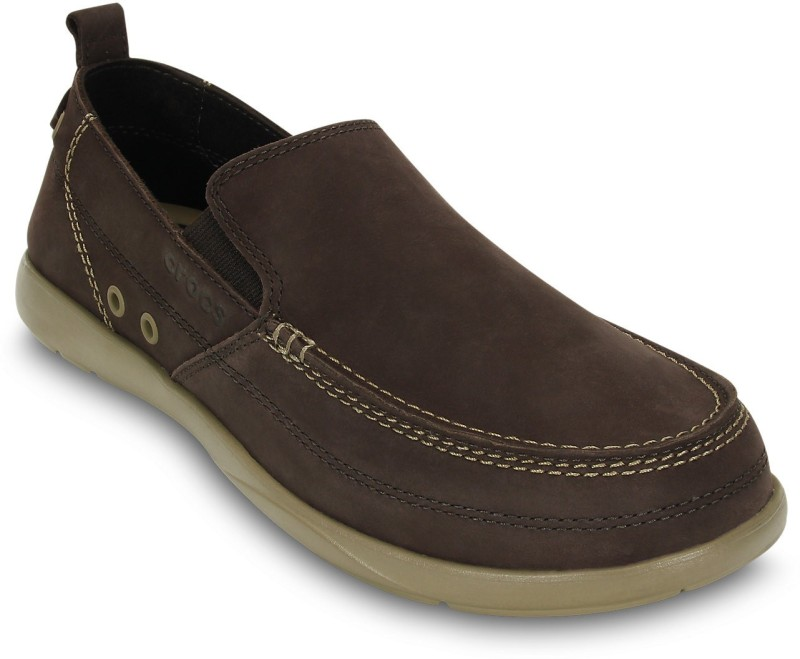 Crocs Harborline Nubuck M Loafers