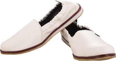 Kali Re1058White Loafers