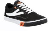 Sparx Sneakers (Black, White)