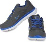 Leo-Max Grey Running Shoes (Grey)