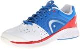 Head Tennis Shoes (White, Blue)