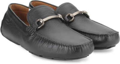 Clarks Davont Ride Blk Tumbled Lea Casual Shoes at flipkart