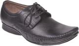 European Foot Care Lace Up Shoes (Black)