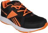 Zedrock Running Shoes (Black, Orange)