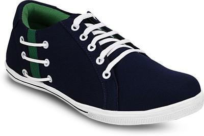 Gisole Designer Laceup Canvas Shoes