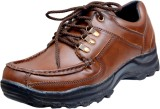 Feetway Outdoors Shoes (Brown)