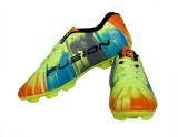 HDL Football Shoes (Green, Multicolor, O...