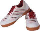 Davico Court Deluxe Badminton Shoes (Whi...