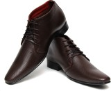 C Comfort Lace Up Shoes (Brown)