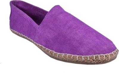 Aartisto Lavendra Purple Espadrilles Canvas Shoes