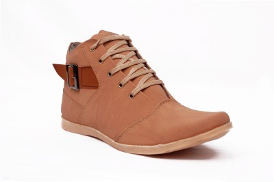 Affix Pointet Boots