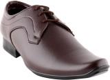 Smart Wood 2503 Brn Formal Shoe (Brown)