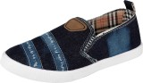 Genial Casuals, Loafers (Blue)