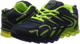 Tapps Running Shoes (Blue, Green)