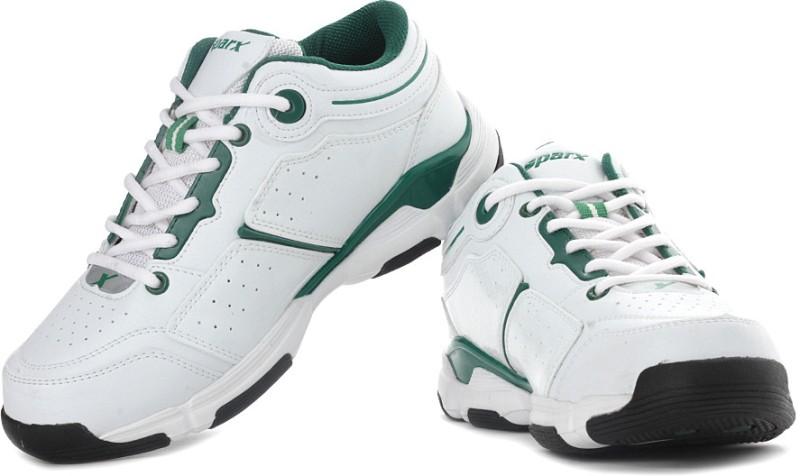 Sparx Running ShoesWhite Green SHODXKZWHZJXYS2K
