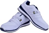 CLB Walking Shoes (White, Navy)