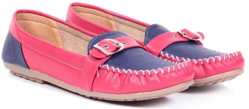 TEN Casual Women Loafers(Red, Blue)