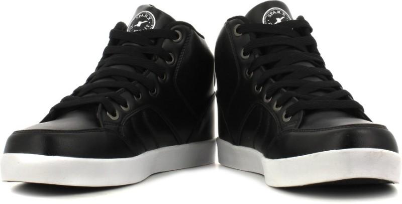 Sparx Running ShoesBlack SHOE5FAMF7MCJWWQ