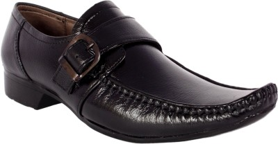 City Style Monk Strap Shoes