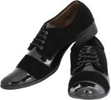 NE Shoes Lace Up (Black)