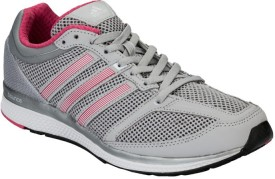 Adidas Running Shoes(Grey)