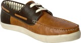 Awalk Loafers (Brown)