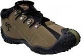 Alex Footland Sneakers (Brown, Black)
