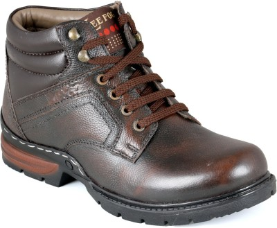 Lee Fog Rugged Brown Boots