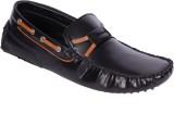 Kalzado Loafers (Black)