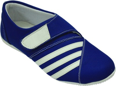 Select Sporty Walking Shoes(Blue, White)