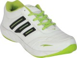 Trywell Running Shoes (Green, Green)