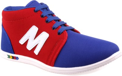 Wepro C6 Blue Red M Casual Shoes