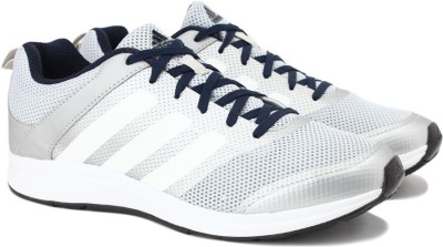 Adidas ADISTARK M Running Shoes(Grey, Silver)