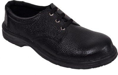 Hillson Safety Shoes with Steel Toe Cap Lace Up Shoes