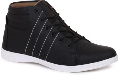 Rozo Black Canvas Canvas Shoes