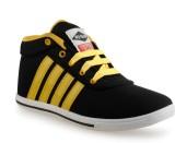 Casper Pu-Slim Casual shoe (Black)
