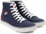 Fila DELTA Mid Ankle Canvas Shoes