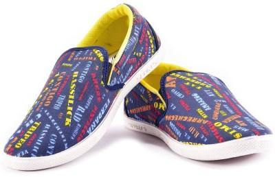 Maxis Contigo-Trio Mocassins Canvas Shoes