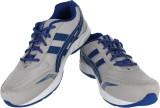 Zedrock Running Shoes (Grey, Blue)