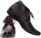 Zappy Lace Up (Brown)