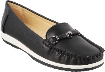 Mochi Stylish Loafers(Black)